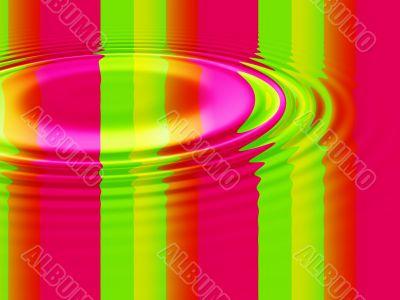 colour ripple