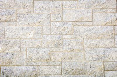 Granite Block Wall