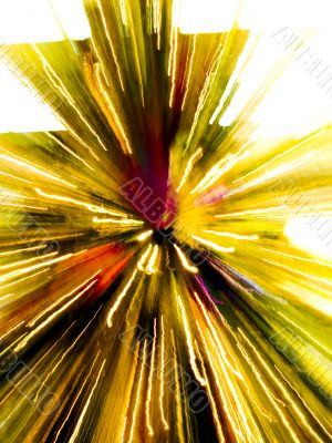Abstract Color Blur