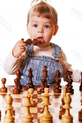 Baby and Chess