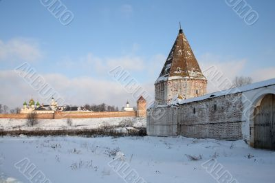 Monastery of ancient Suzdal