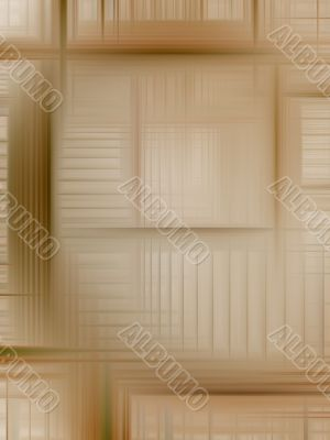 Digital Abstract Background - Brown Weave