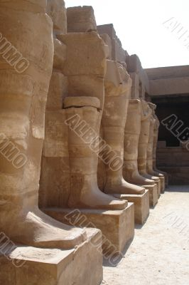Egypt Series (Vertical Statues)