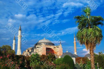 Haghia Sofia, Istanbul