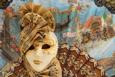 Wonderful venetian masks