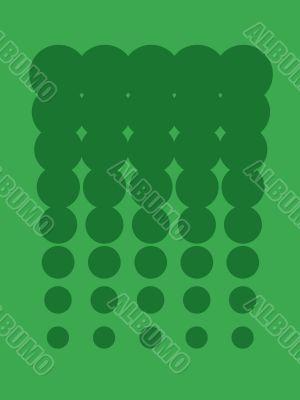 Halftone pattern, dots