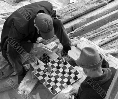 Chess players 4