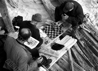 Chess players 2