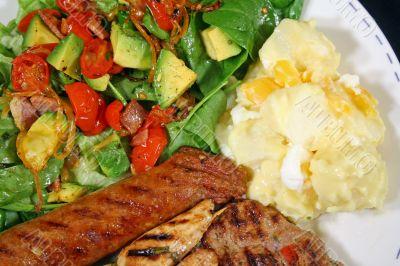 BBQ Lunch 3