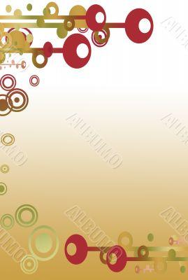 stylized background