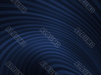 Digital Abstract Background - Curving stripes