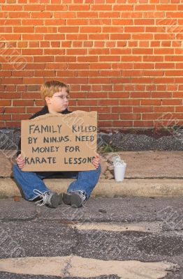 Karate Lessons