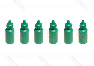 Green Phials