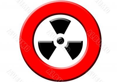 Attention - Radioactivity