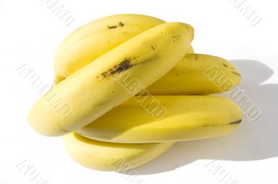 Bunch of bananas 2