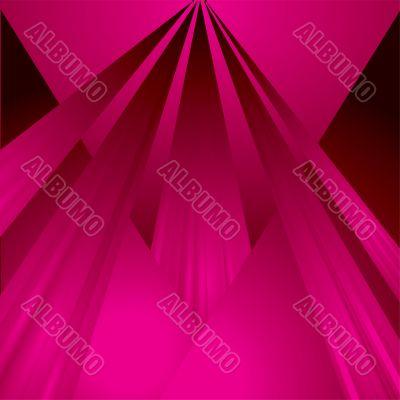 magenta ray