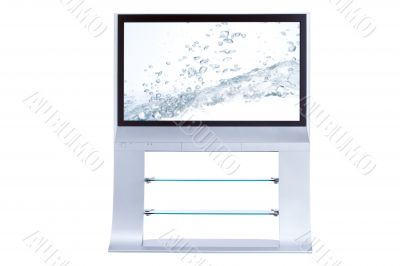 Television frontal