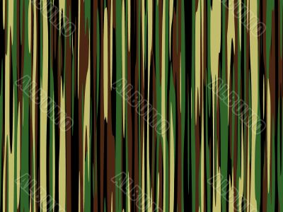 striped camouflage style pattern
