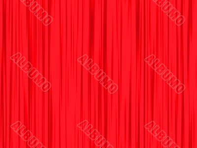 red abstract curtains backdrop