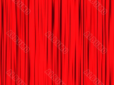 red contrasty abstract curtains backdrop