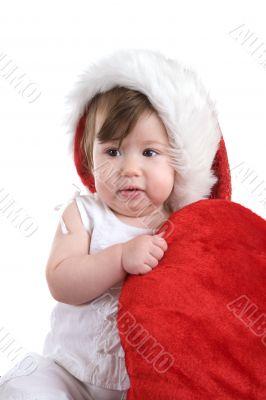Hugging christmas