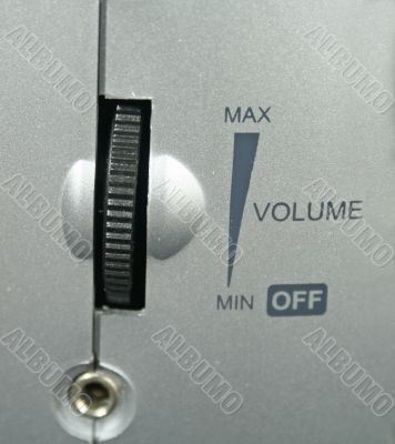 Radio Volume Control
