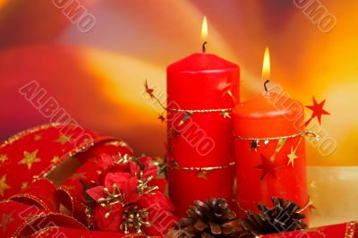 Candles of Christmas