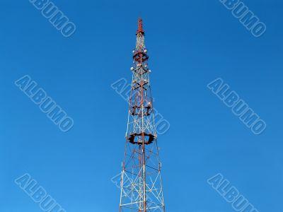 Radiotelevision tower