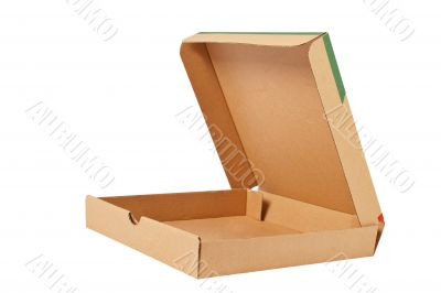 Pizza carton box
