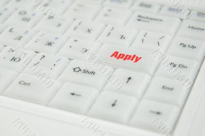 Conceptual keyboard inscription