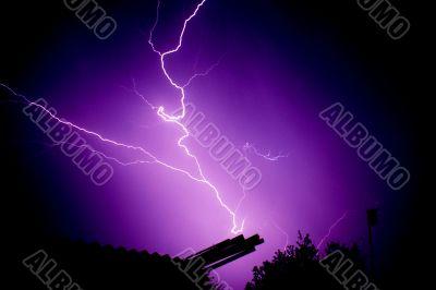 August lightnings