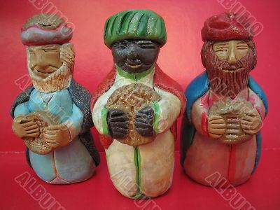 Three Wise Man