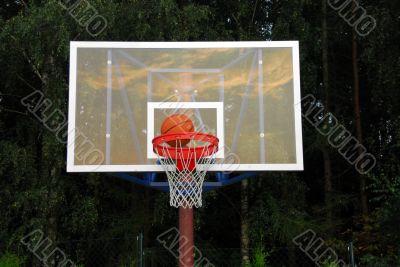 basketball table