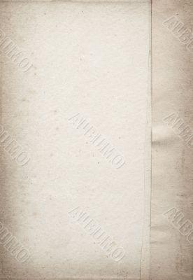 paper in sepia tones