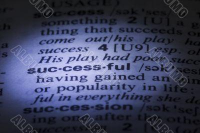 Spelling Successful word