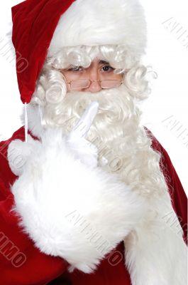 Santa Claus advise