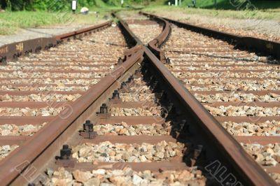 Intersection - Rails
