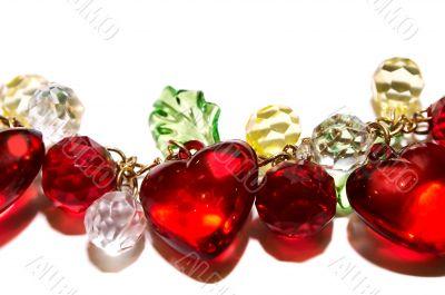 fragment jeweller ornament