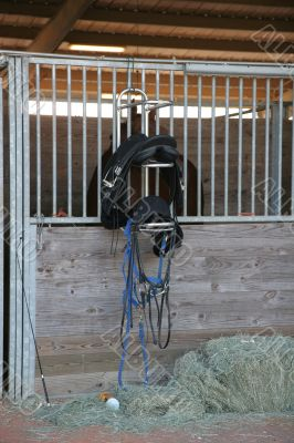 Saddle and Harness