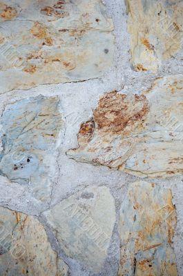 Stone and concrete