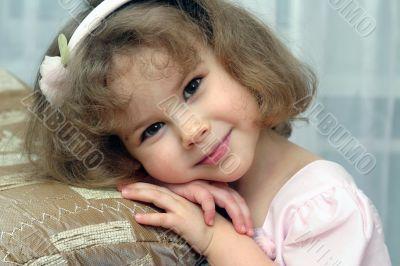 tenderness smile