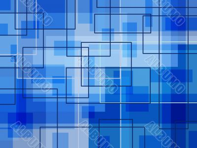 colorful geometrical abstract