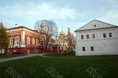 Moscow New girlish monastery