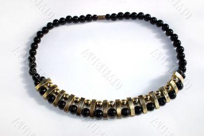 beautiful lady necklace