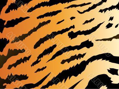 tiger stile background
