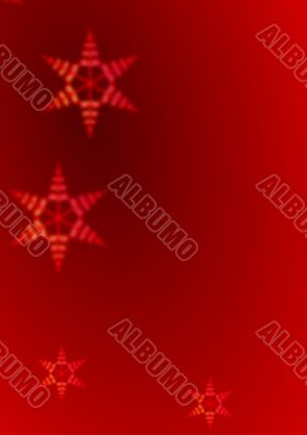 Simple festive background with copyspace