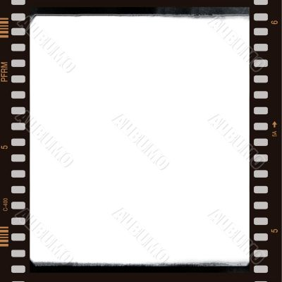 film strip 4x7 with corrosion
