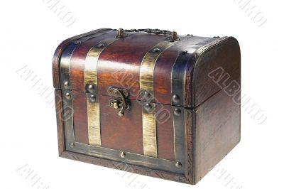 Antique decoration box