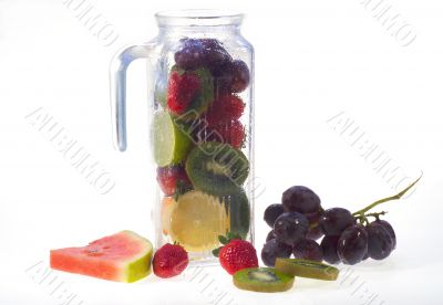 Fruits refreshing