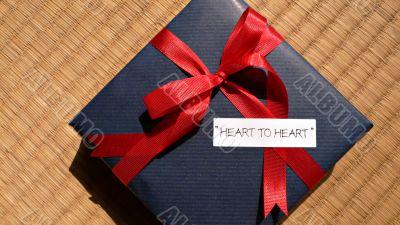 celebration gift heart-to heart